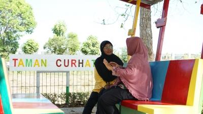 Taman Curhat : Tempat Berbagi Cerita dan Bercengkerama